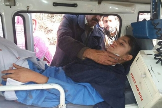 Childern Rescued in Nakyal AJK