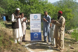 Gravity Flow Water Projects Dhirkot