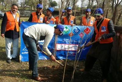 Tree Planting Campaign